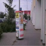 SEV/Halasovo nám.(parking Albert)